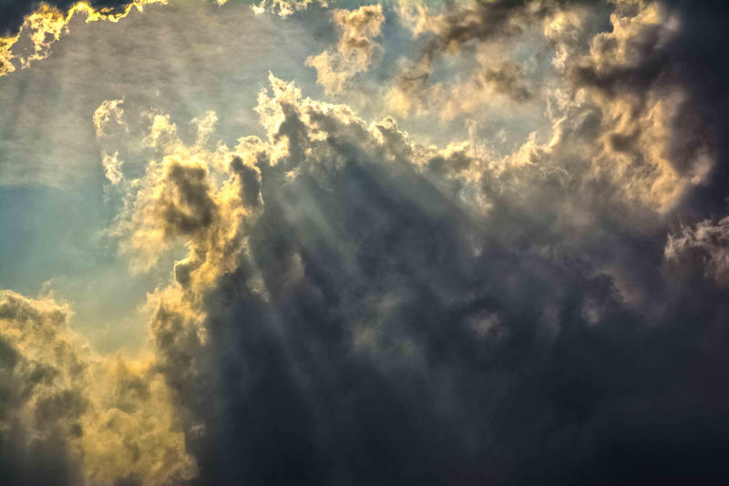 Clouds-1 by DebasishPhotos