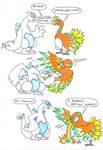 The Rainbow Pokemon...