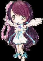 Magnolia Kirin (New chibi style!) by MiraiParasol