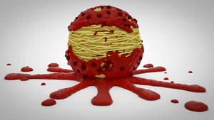 Spaghettiball