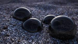Sand, gravel, scree, whatever :) by NIKOMEDIA