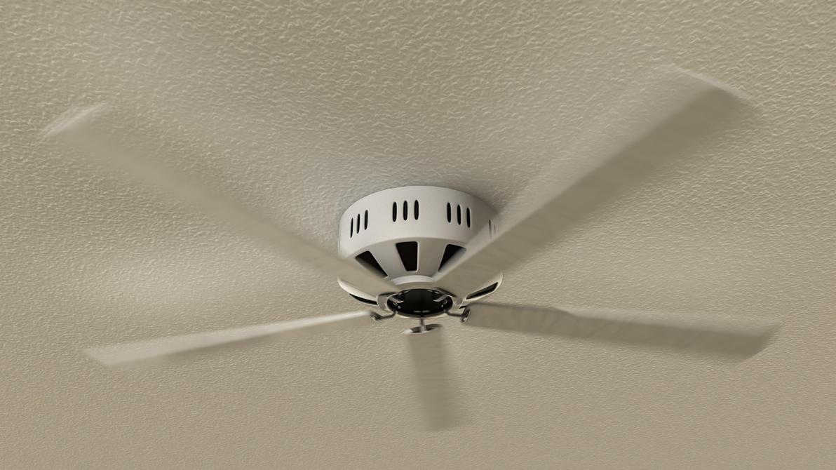 Moving ceiling fan by nikomedia on deviantart moving ceiling fan by nikomedia aloadofball Images