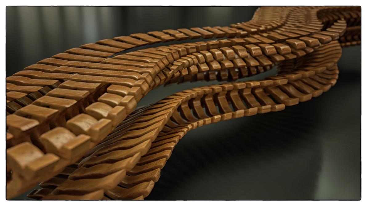 Strange Spine by NIKOMEDIA