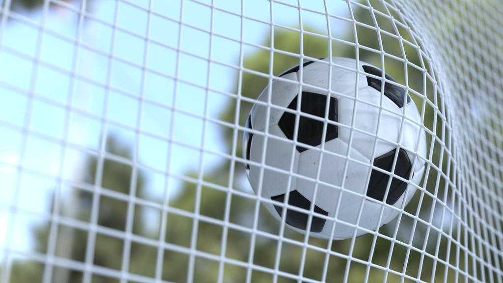 Slow Motion Goal Animation by NIKOMEDIA