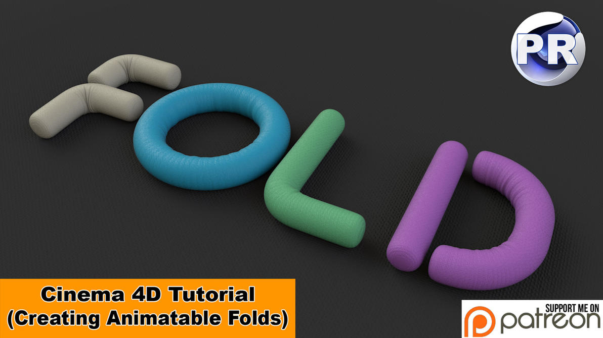 Creating animatable Folds by NIKOMEDIA