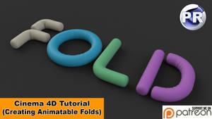 Creating animatable Folds by NIKOMEDIA