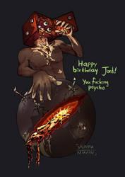 Happy birthday, Jord!