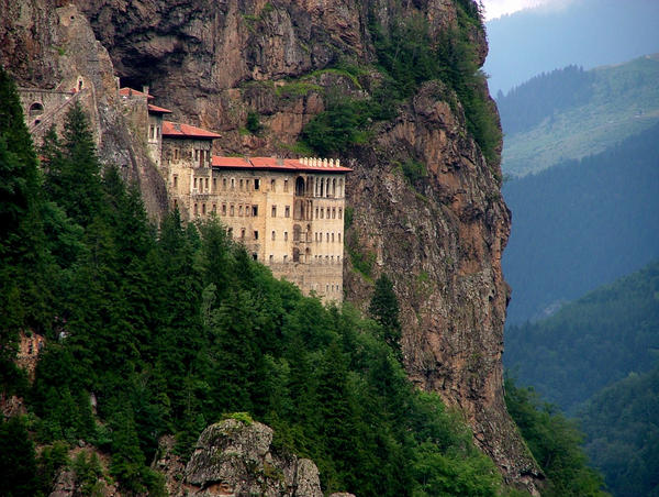 Sumela Monastery by feignblue on DeviantArt