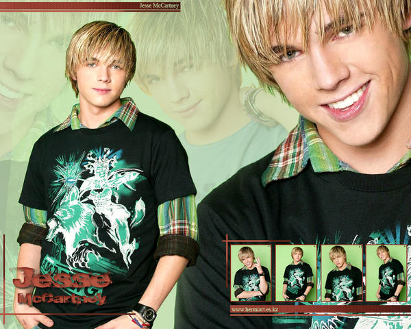 jesse mccartney wallpapers. jesse mccartney wallpaper by