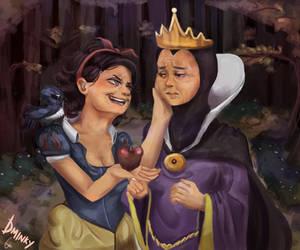 Twist Fate: Snow White by dminky