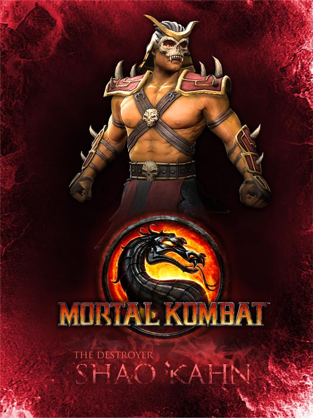Mortal Kombat 9 Shao Kahn Wallpaper | www.pixshark.com ...
