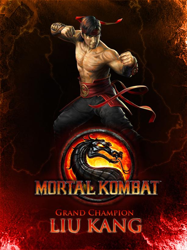 MK Liu Kang By Terminator286
