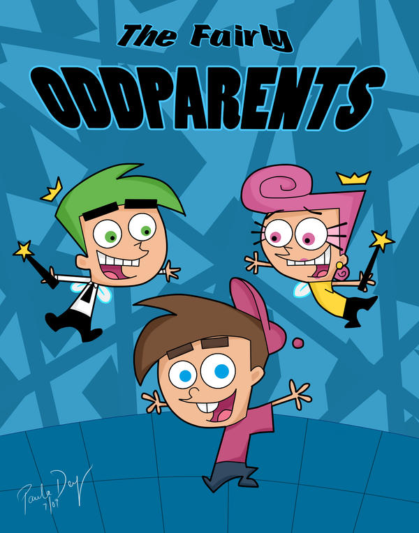 Fairly Oddparents Odd Parents Wiki Timmy