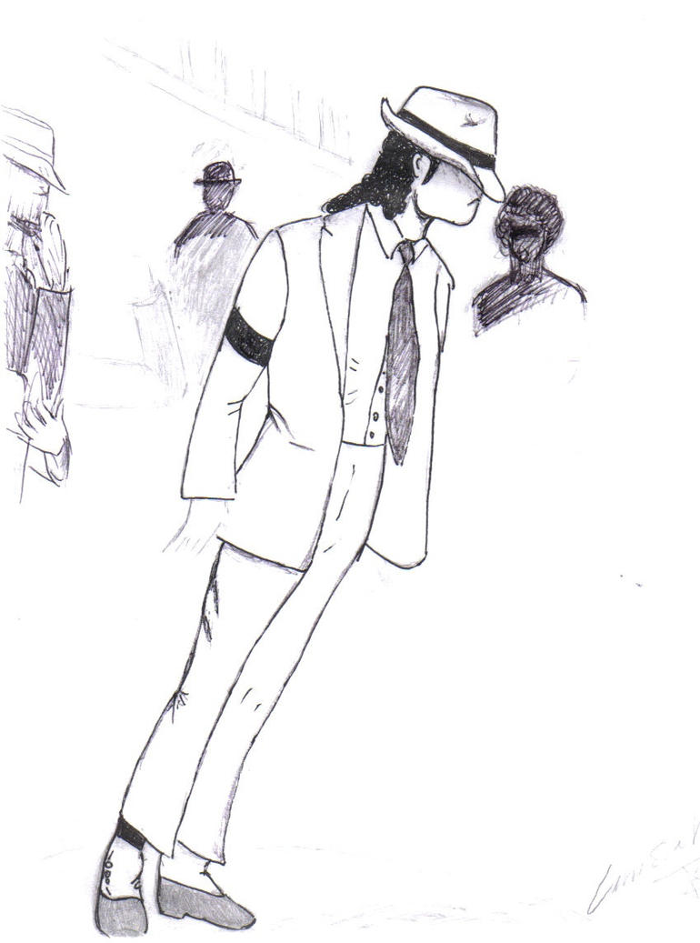 Drawing Smooth Lines Review : Michael jackson drawing smooth criminal imgkid