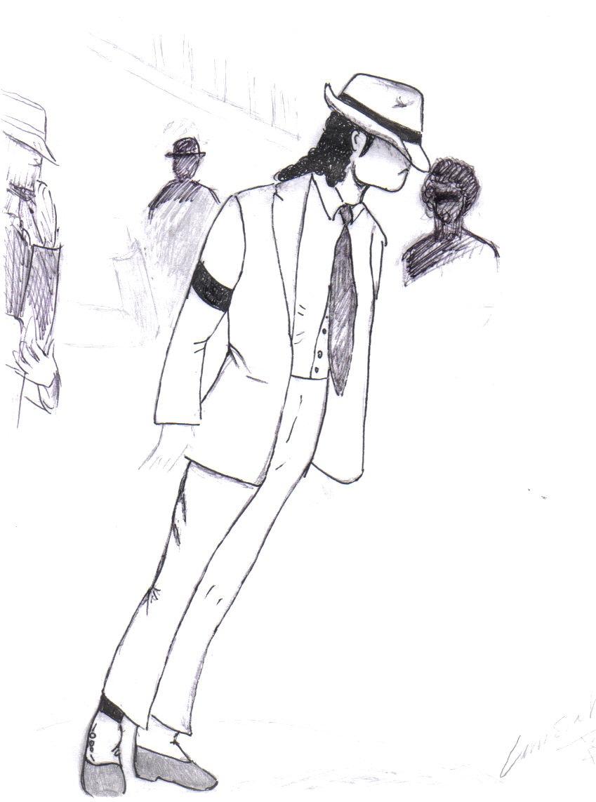 michael jackson sketch smooth -#main