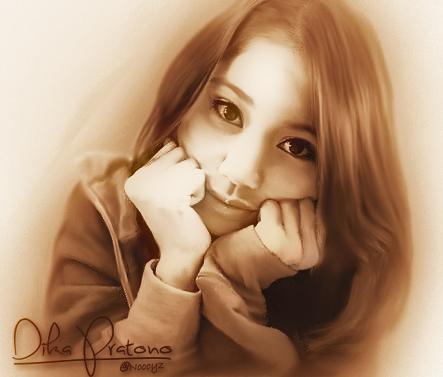 Alicia Chanzia JKT48 by dikapr