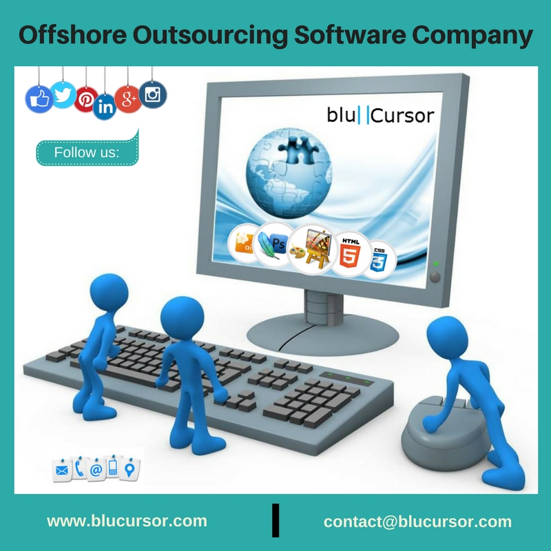 Outsource product development company by blucursor on for It product development companies
