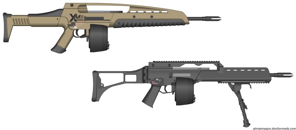 m4 carbine wallpaper hd