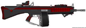 AA-12-Tactical (Fully Automatic Shotgun)
