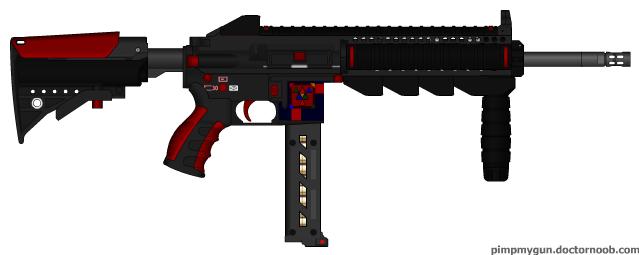 draco machine gun