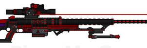 DII-DSC HELSR-944XL 'Sunstrike' Heavy Lasr. Sniper