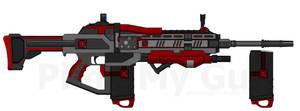 D.I.I. AR-790 'Vanquisher' (Destiny-Inspired)