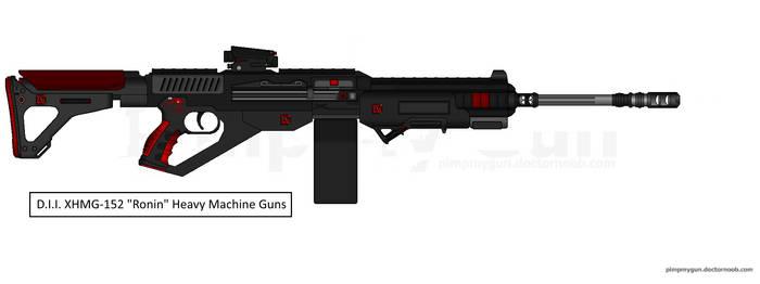 D.I.I. XHMG-152 'Ronin' Heavy Machine Gun