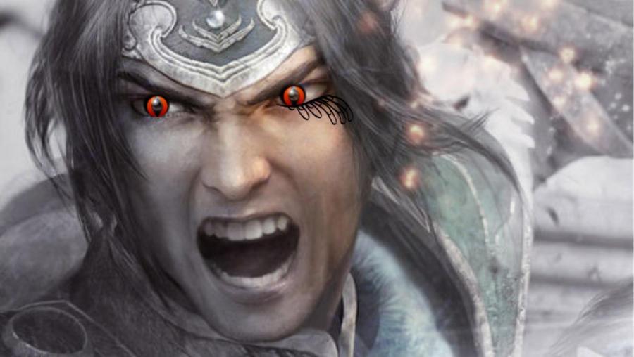 dynasty warriors zhao yun soo scary by dundunah on DeviantArt