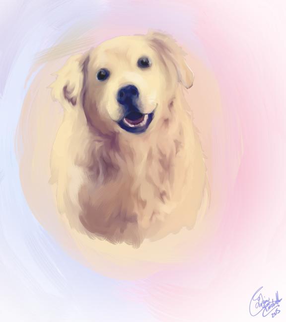 Zoey by DexterAnodyne