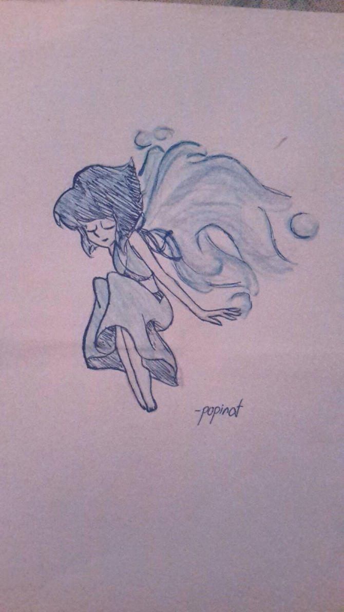 Flying Lapis by popinat