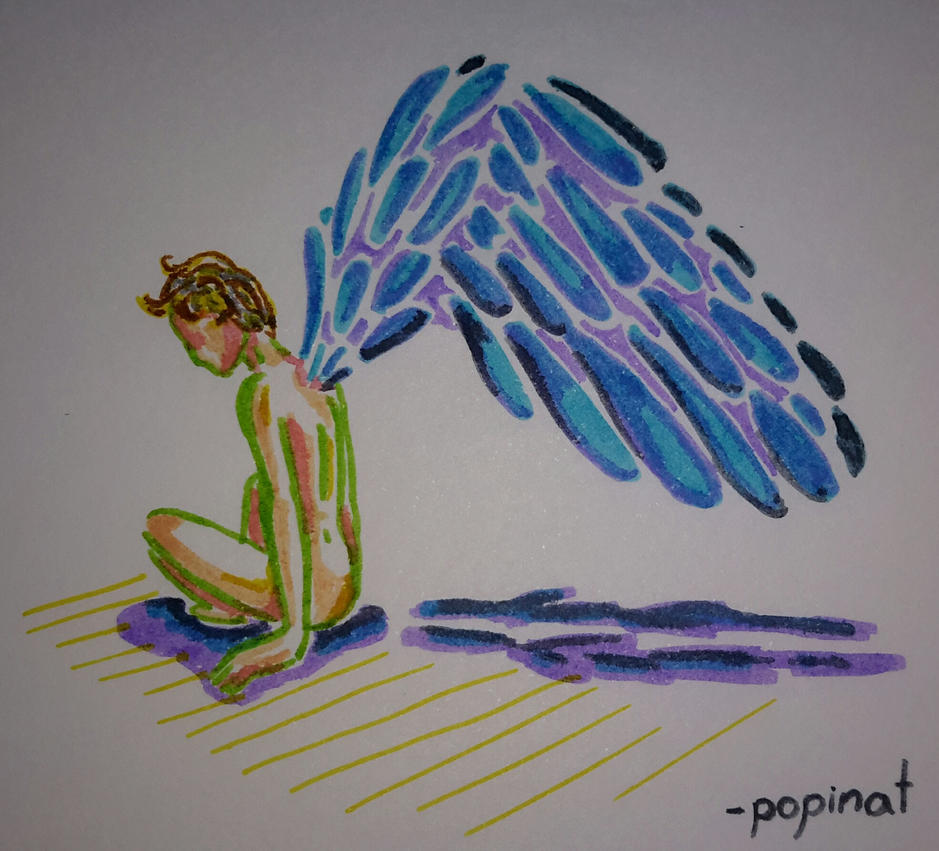 Angel by popinat