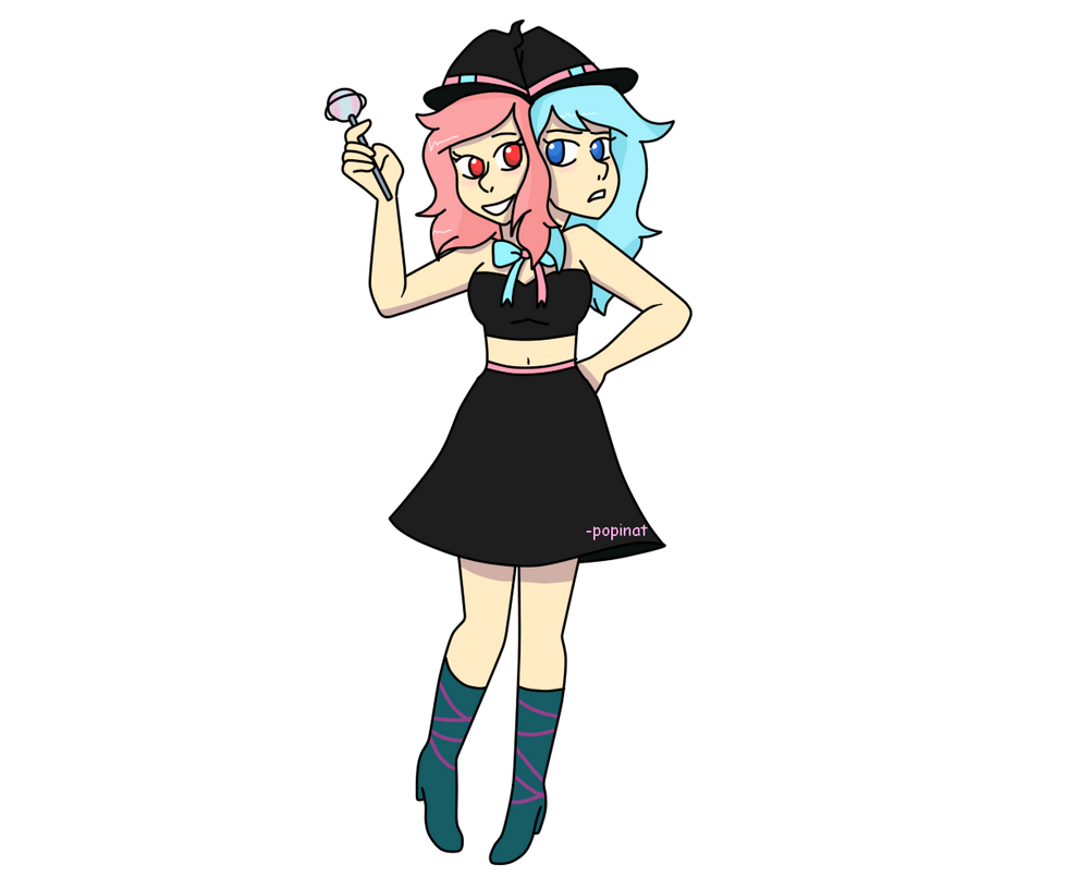 Request-Witch Sisters by popinat