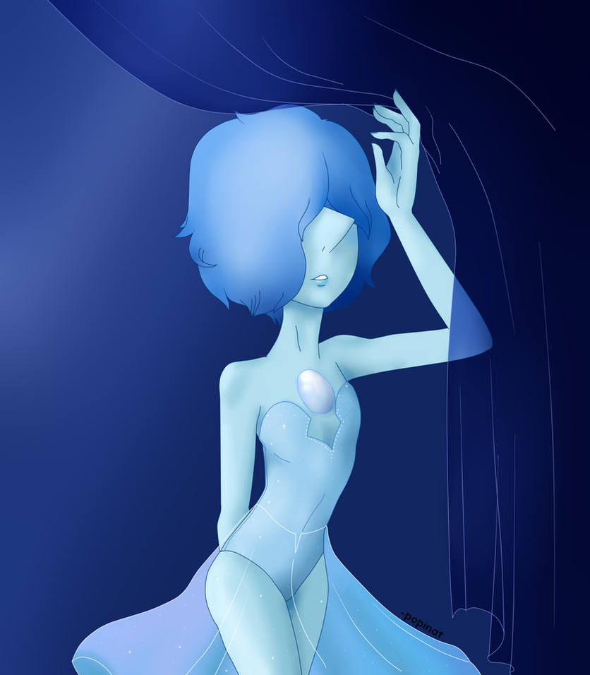 Blue Pearl by popinat