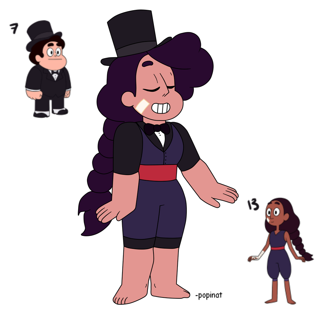 Stevonnie #7 and #13 by popinat