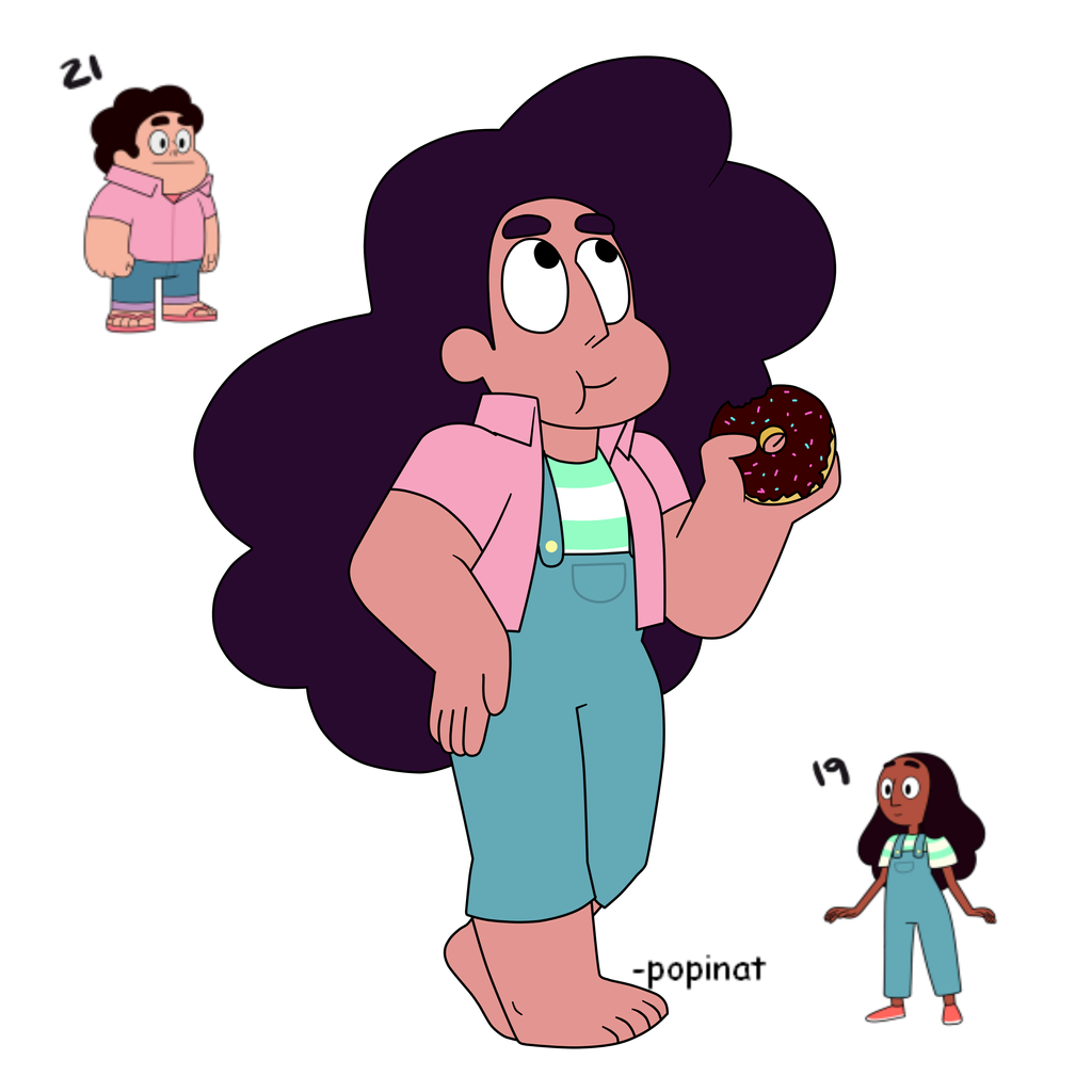 Stevonnie #21 and #19 by popinat
