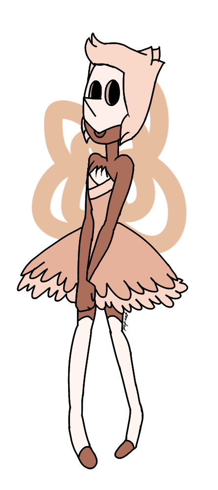 Pink Champagne Pearl by popinat