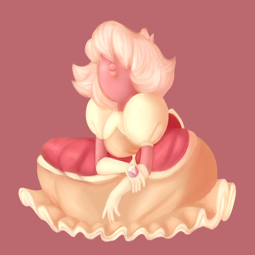 Padparadscha Sapphire by popinat