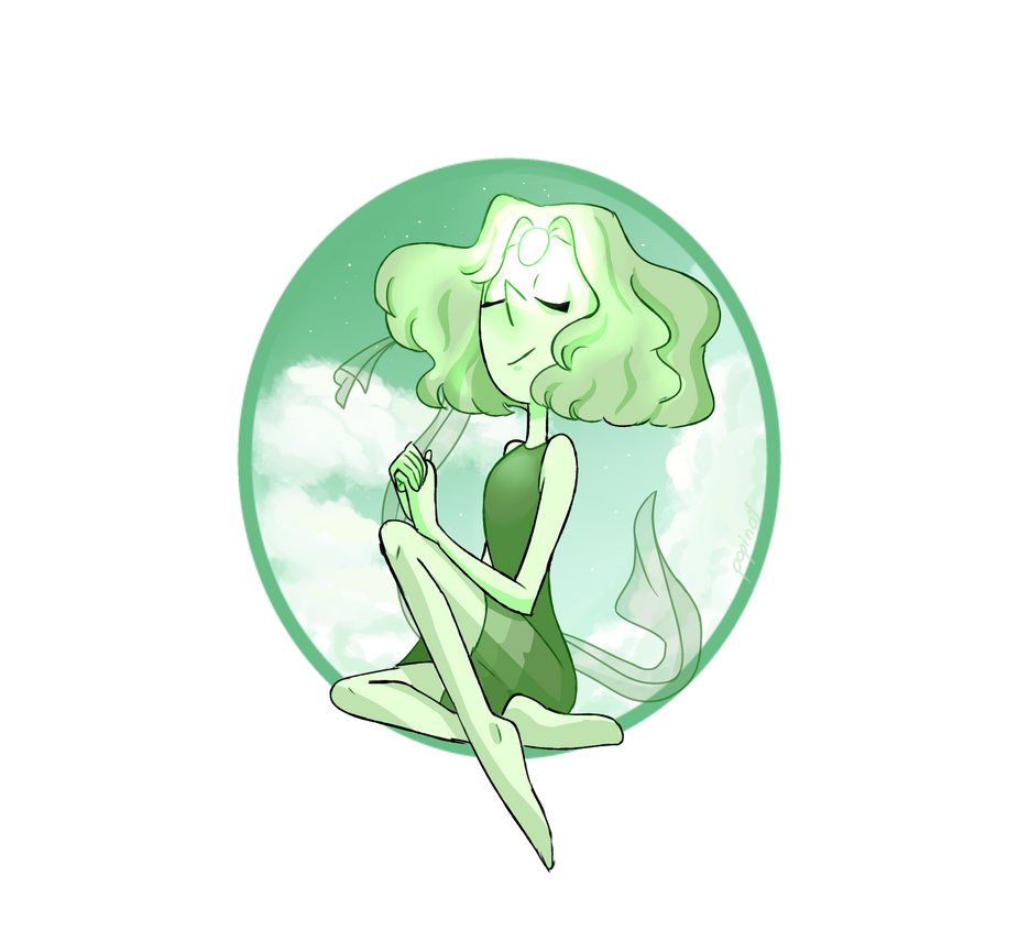 Gift- Olive Pearl by popinat