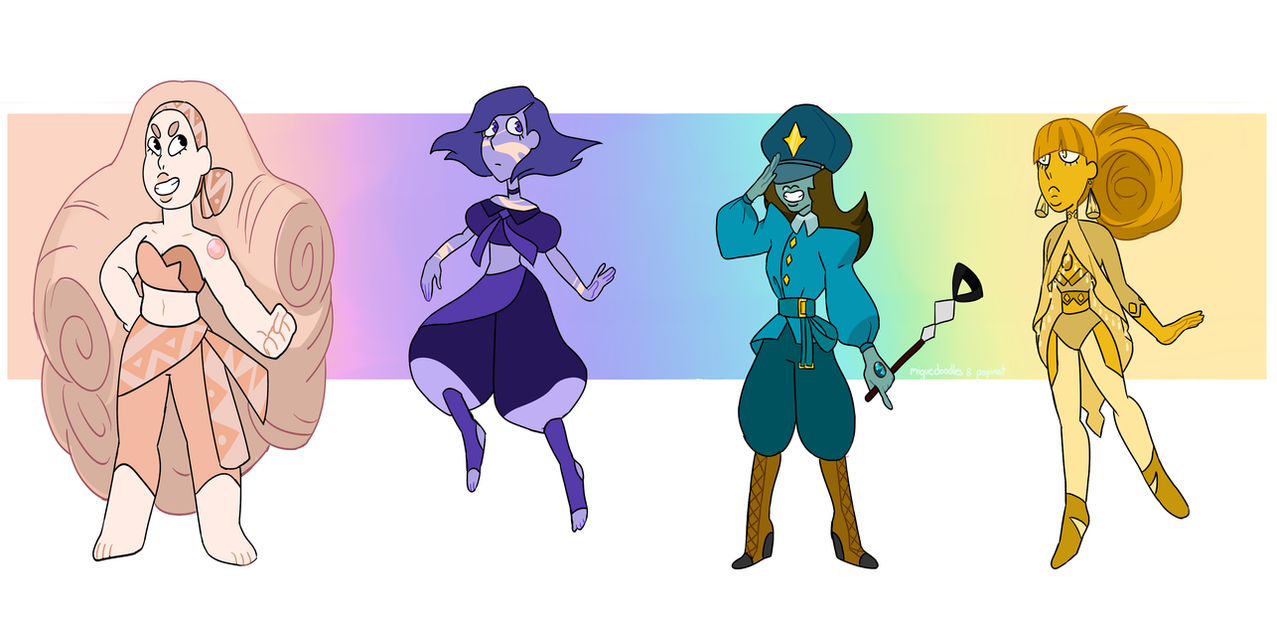 Collab Adopts (2/4 Open) REDUCED PRICE by popinat