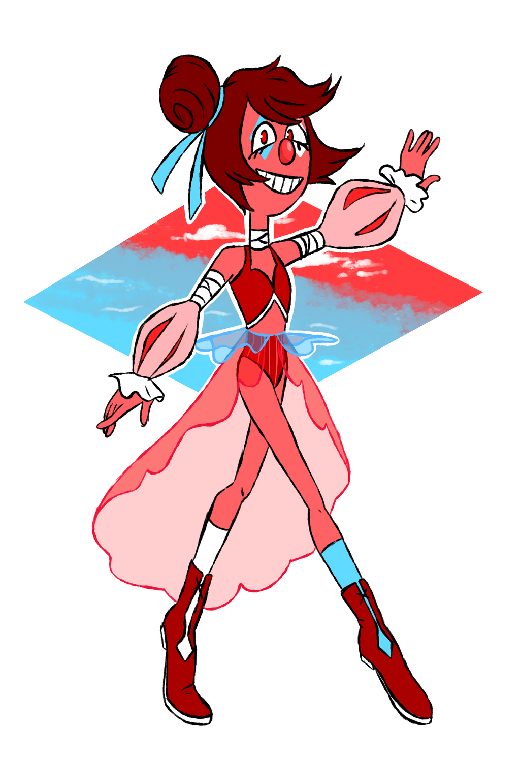 Red Pearl adopt CLOSED by popinat