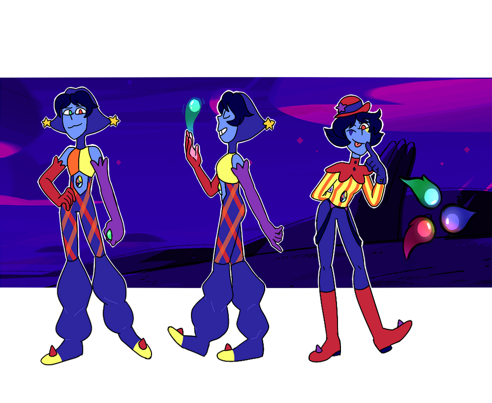 Harlequin Opal by popinat