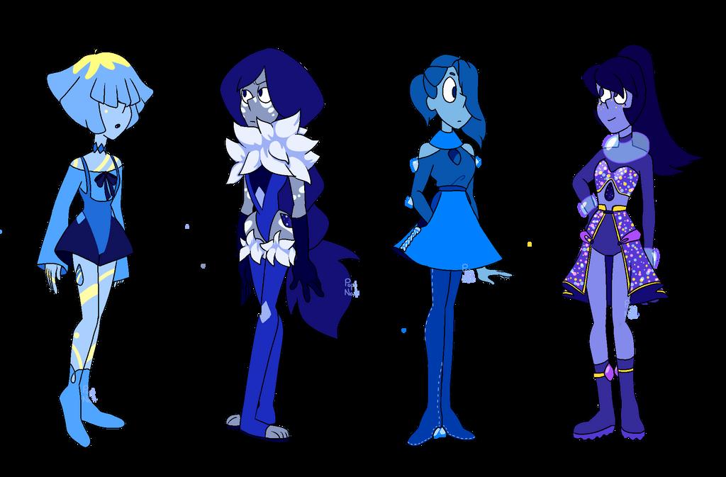 Lapis Lazuli Adopts (CLOSED) by popinat