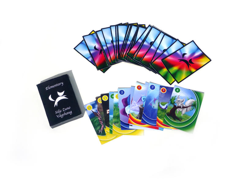 Elementary Card Game by Toyger