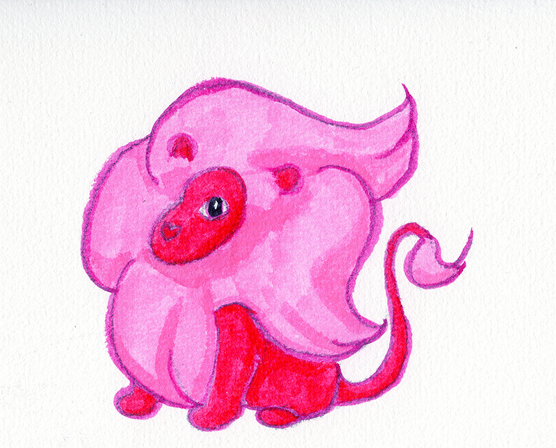 Quick trade with They wanted the Lion from Steven Universe Made with watercolor pen brushes Quick Trades?I feel like trying to do some quick experimental drawings, and thought I'd see if someone wa...