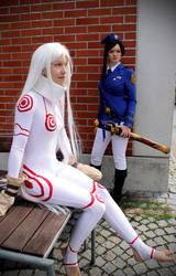 Deadman Wonderland: Makina and Shiro