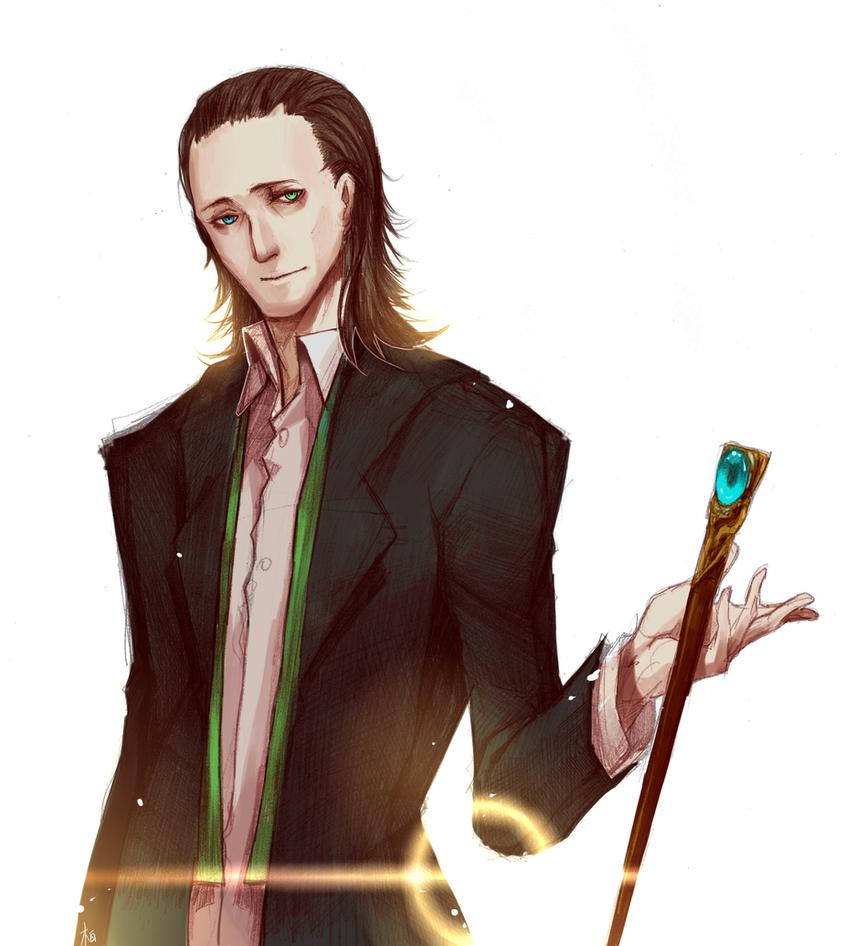 Loki by MuBai07