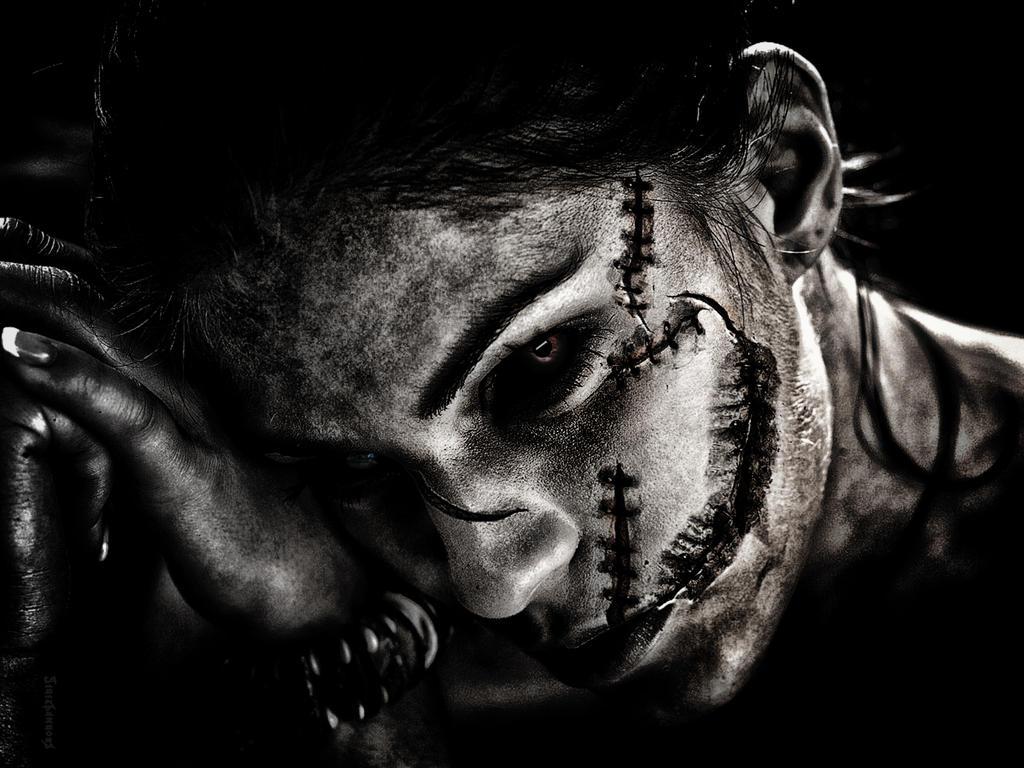 My dark side by sigithangoes on DeviantArt