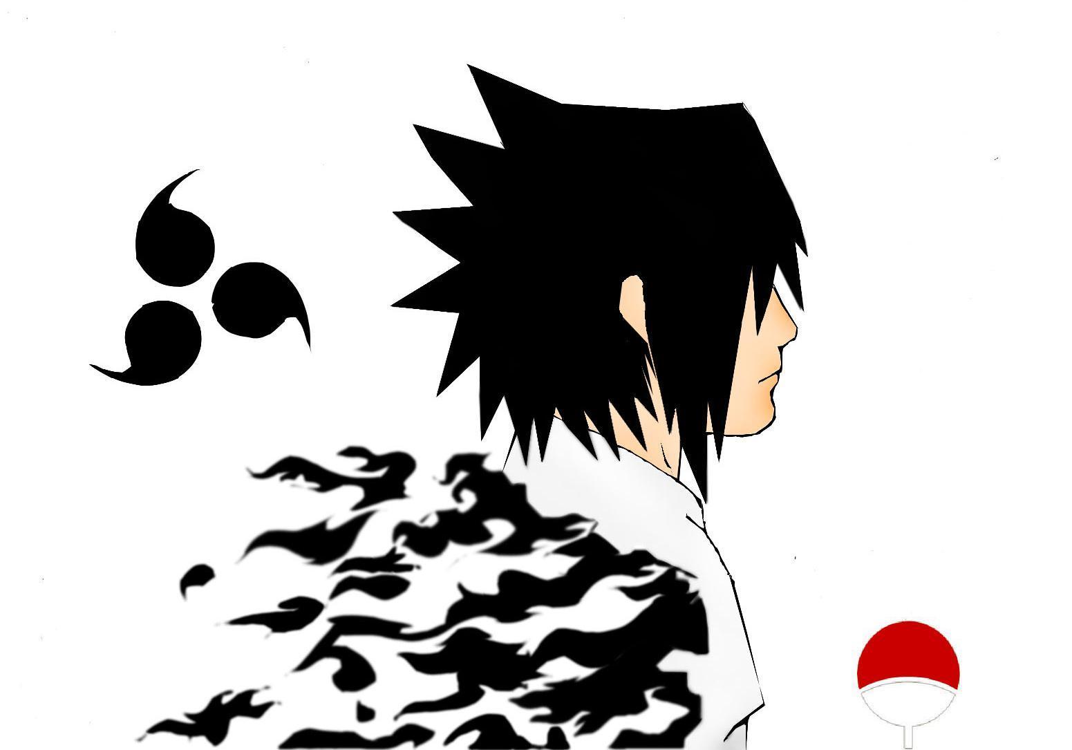 Sasuke Uchiha Curse Mark Wallpaper