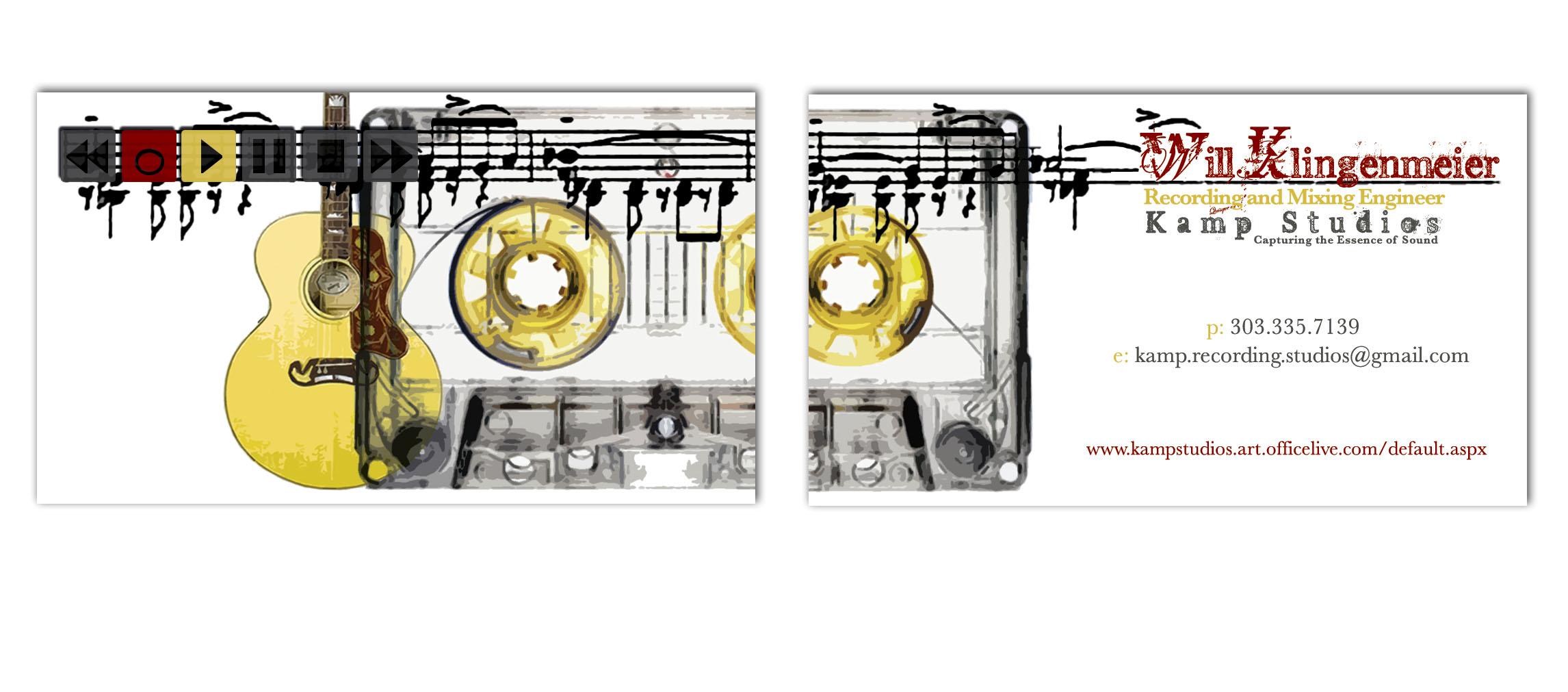 Business Card ::k.studios.2:: by josiahbrooks on DeviantArt