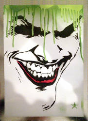 ::the.joker:: by josiahbrooks
